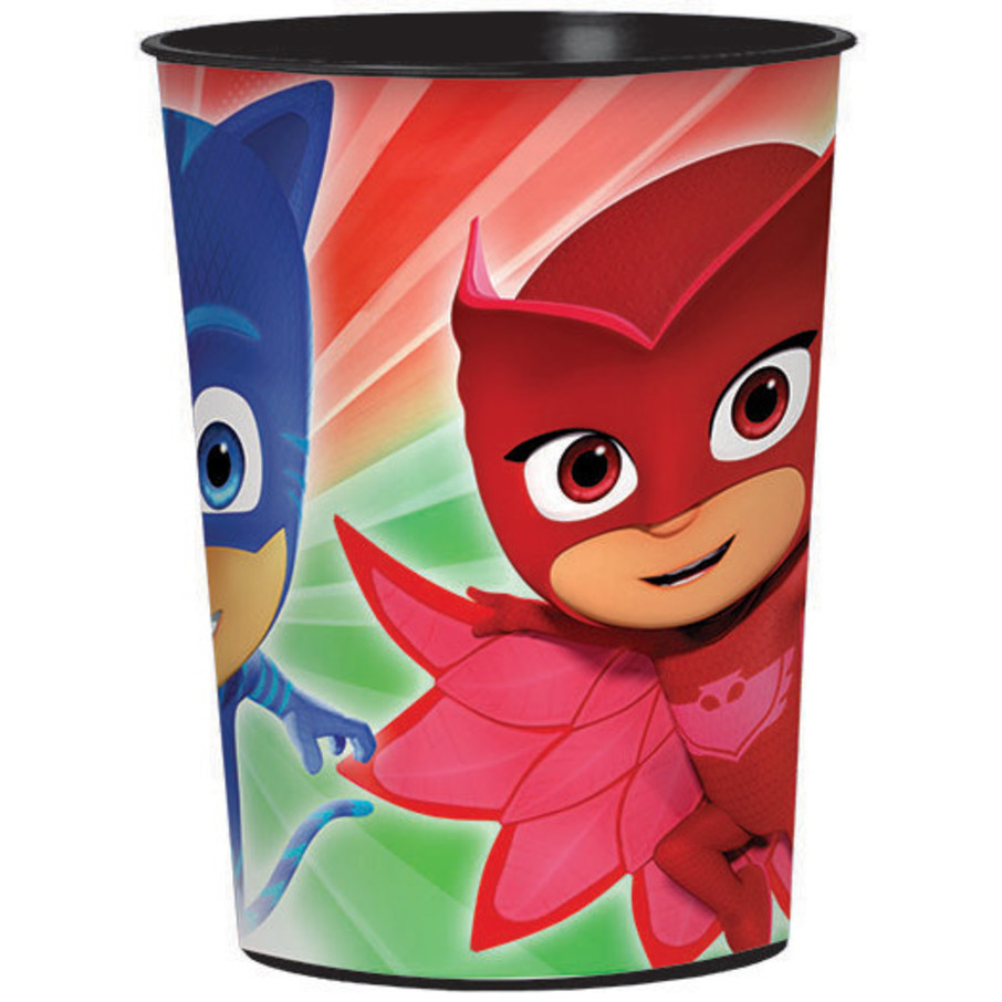 View larger image of PJ Masks 16oz Plastic Favor Cup (Each)