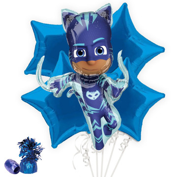 PJ Masks Catboy Balloon Bouquet Kit