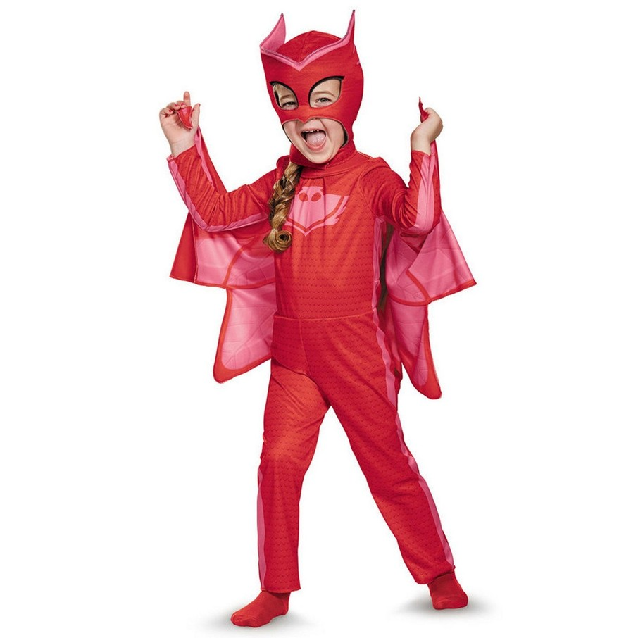 View larger image of PJ Masks Owlette Classic Costume Toddler