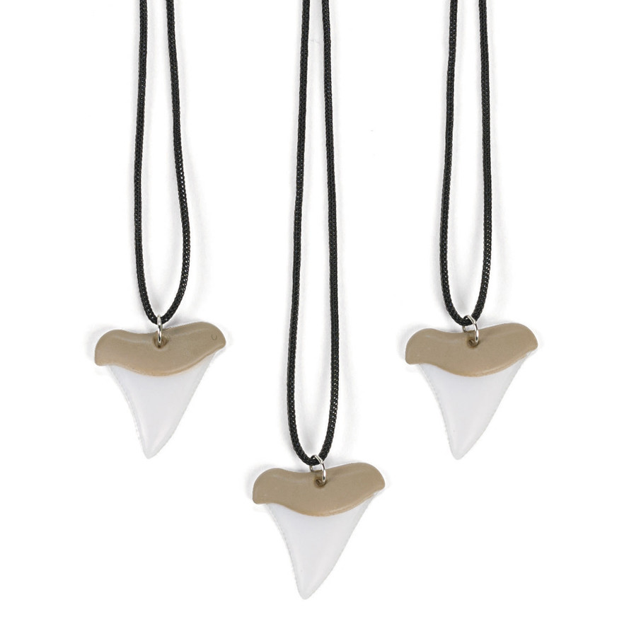 View larger image of Plastic Shark Tooth Necklace (12)