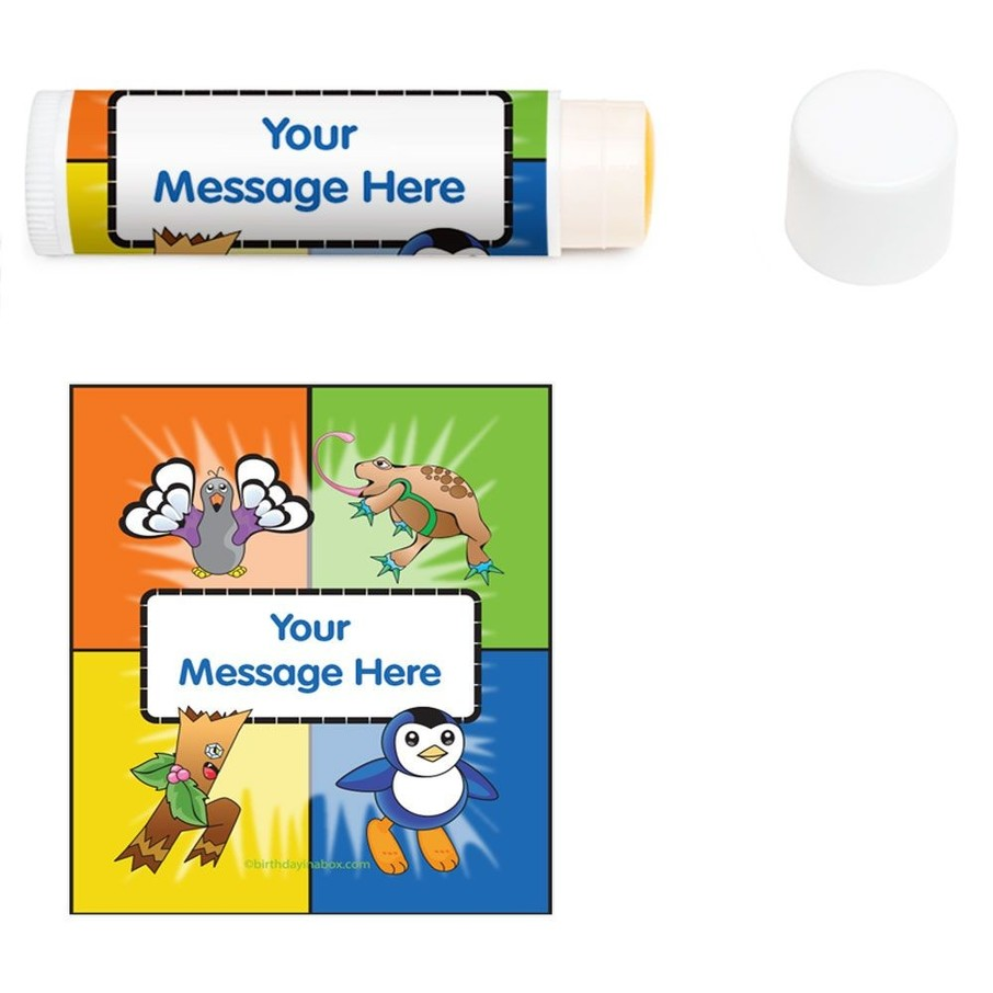 View larger image of Pocket Monsters Personalized Lip Balm (12 Pack)