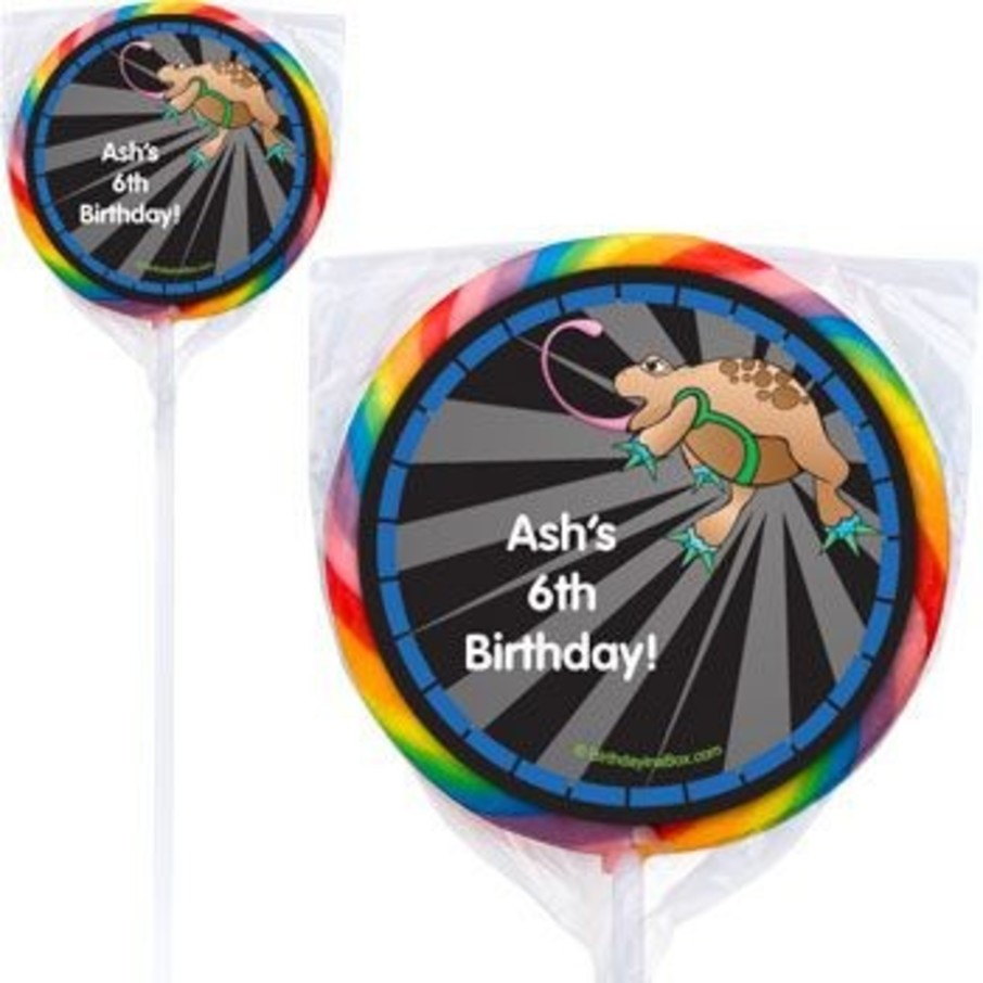 View larger image of Pocket Monsters Personalized Lollipops (pack of 12)