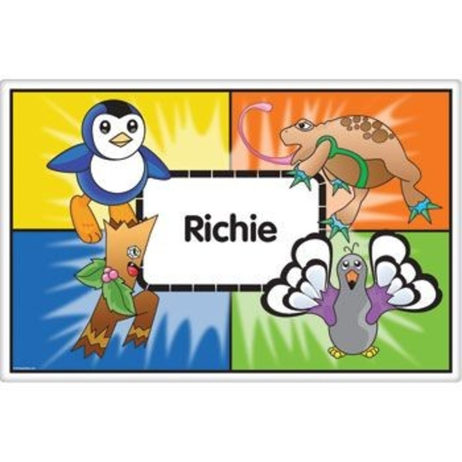 View larger image of Pocket Monsters Personalized Placemat (each)