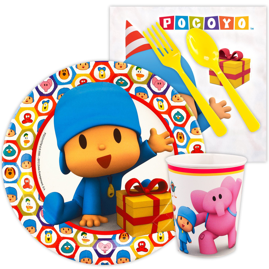 View larger image of Pocoyo Snack Party Pack
