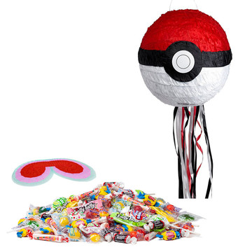 Pokemon 3D Pinata Kit