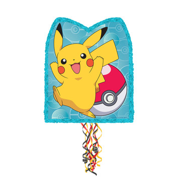 Pokemon Core Pull String Pinata (1)