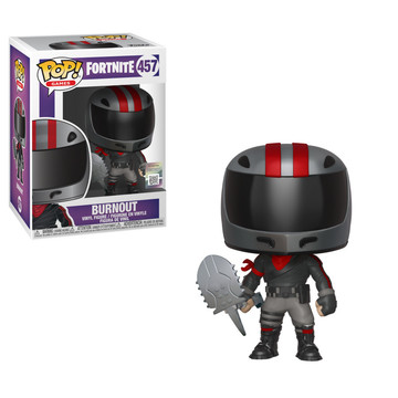 Funko Pop Games: Fortnite - Burn Out