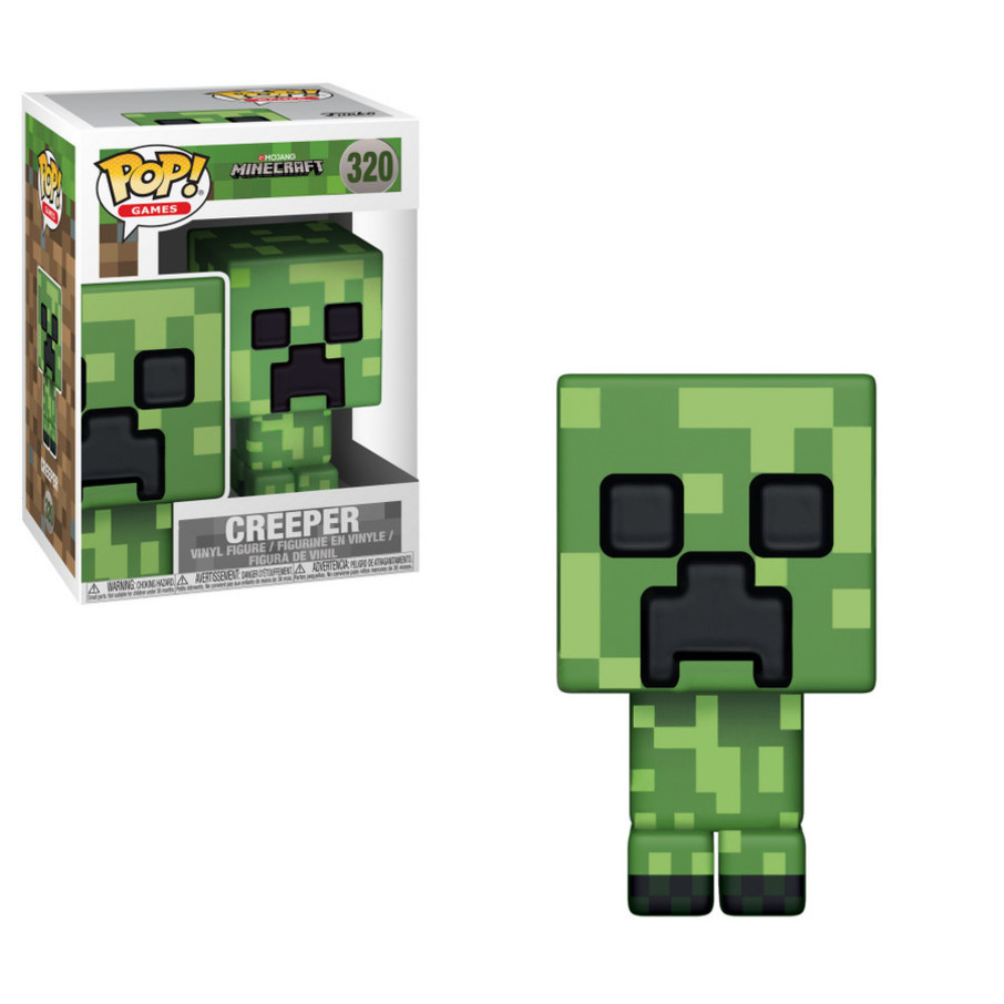 View larger image of Funko POP Games: Minecraft - Creeper