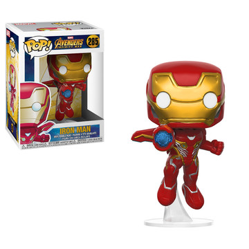 Funko POP Marvel Avengers: Infinity War - Iron Man