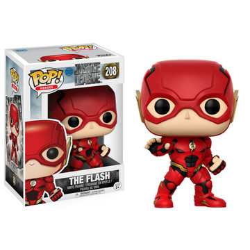 Funko POP Movies: DC - Justice League - Flash