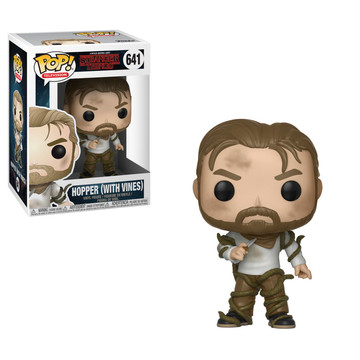 Funko POP TV: Stranger Things - Hopper with Vines