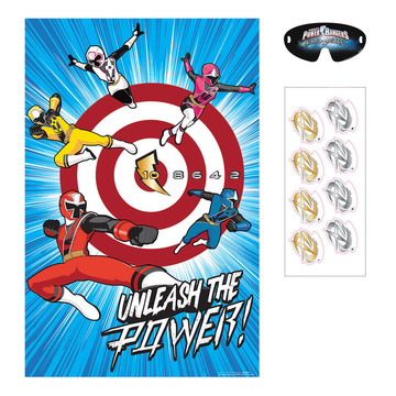 Power Rangers Ninja Steel Party Game (Each)