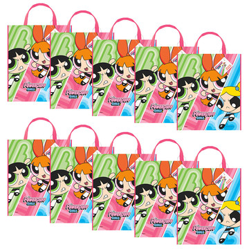 Powerpuff Girl Tote Bag (Set of 10)