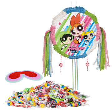 Powerpuff Girls Drum Pinata Kit