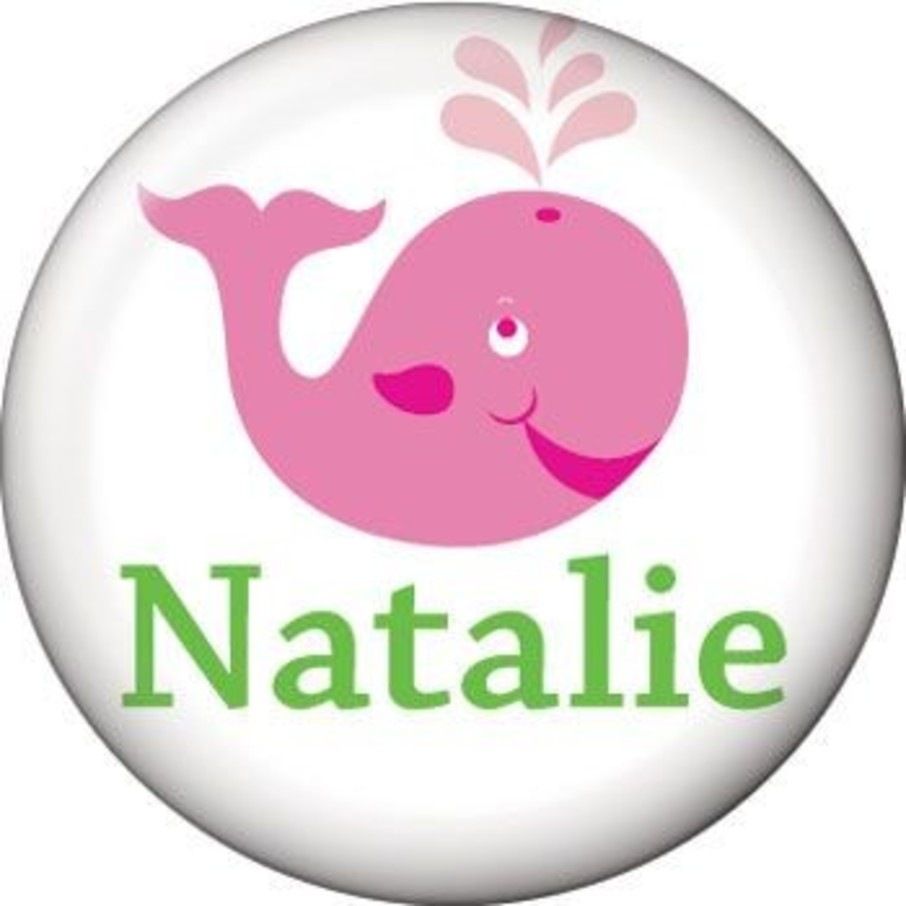 View larger image of Preppy Pink Party Personalized Mini Magnet (each)