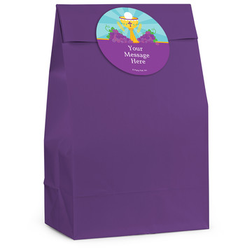 Primera Communion Personalized Favor Bag (12 Pack)