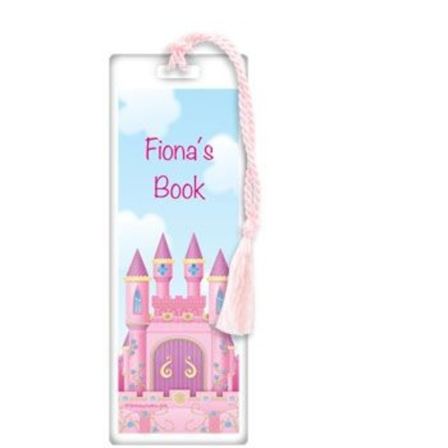 View larger image of Princess Personalized Bookmark (each)