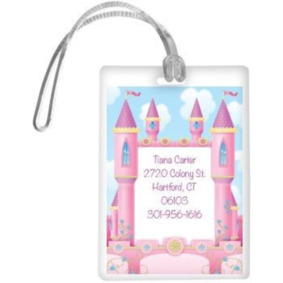 View larger image of Princess Personalized Luggage Tag (each)