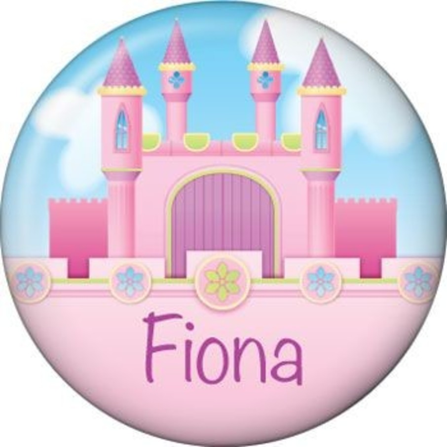 View larger image of Princess Personalized Mini Button (each)