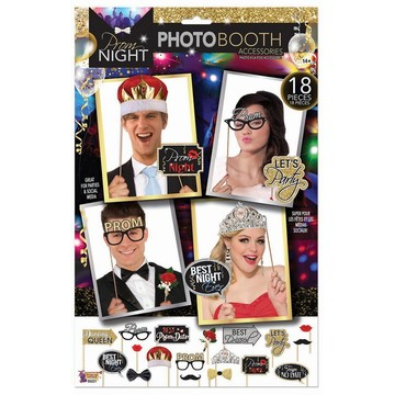 Prom Photo Booth Props