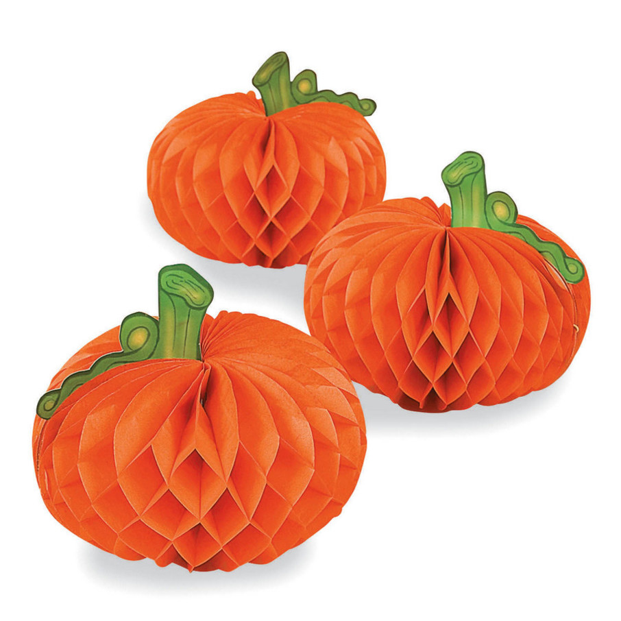 View larger image of Pumpkin Decorations (6)