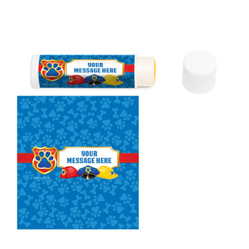 Pup Command Personalized Lip Balm (12 Pack)