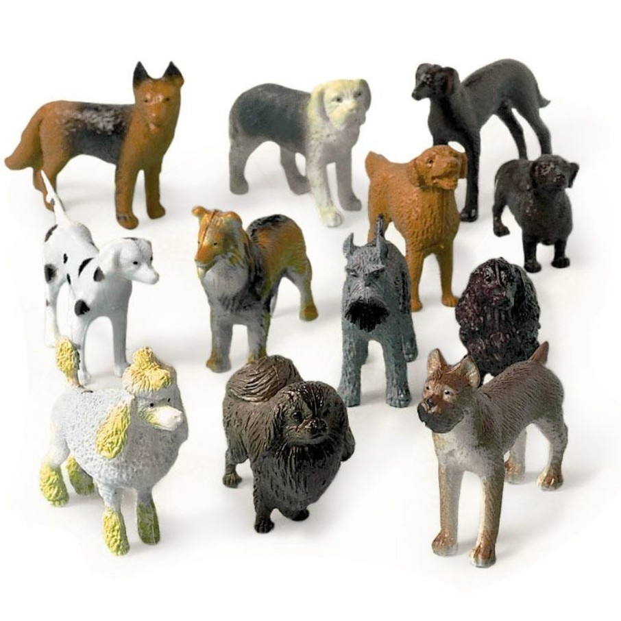 View larger image of Puppy Dog Figures (12 Pack)