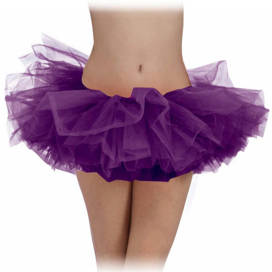 View larger image of Purple Adult Tutu