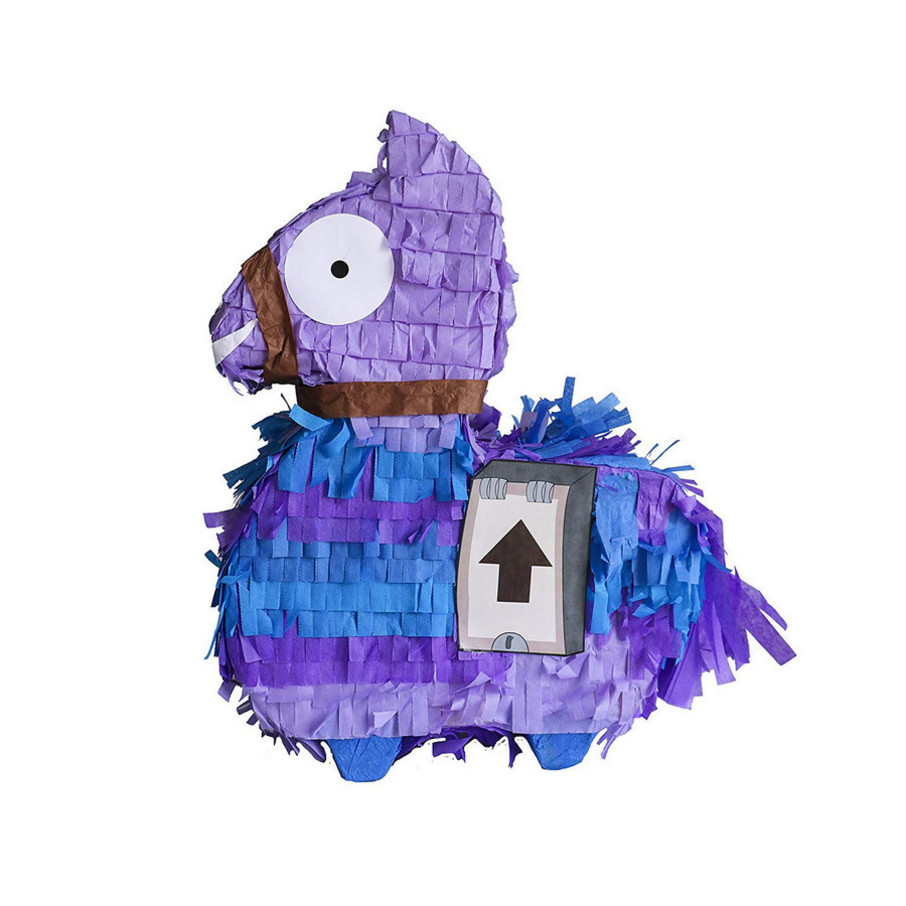 View larger image of Purple Llama Pinata (1)