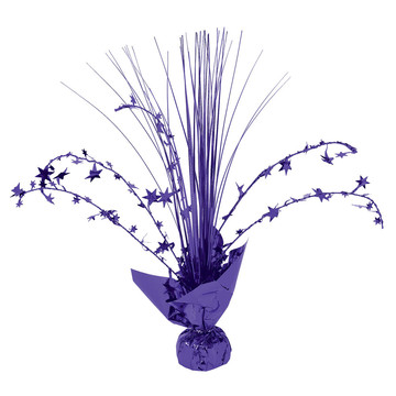 Purple Spray Centerpiece (Each)