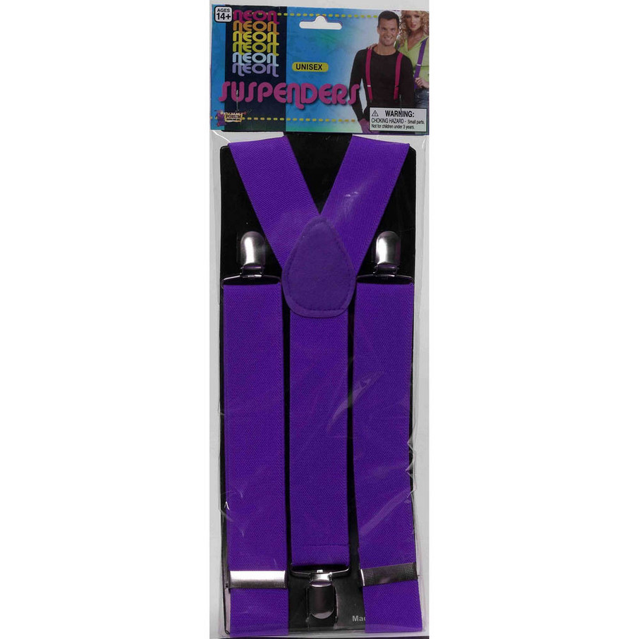 View larger image of Purple Suspenders