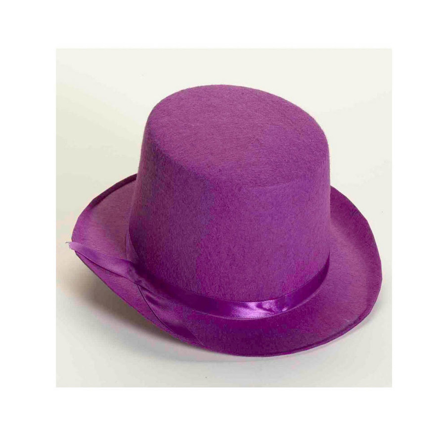 View larger image of Purple Top Hat