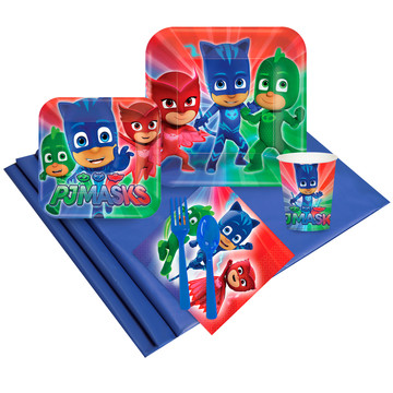 PJ Masks 16 Guest Party Pack