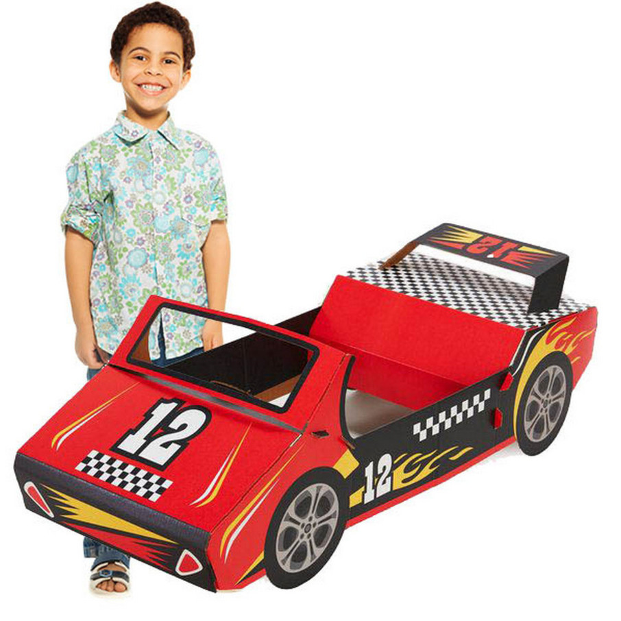 View larger image of Racecar Stand In