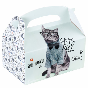 Rachael Hale Cats Rule Favor Box (1)