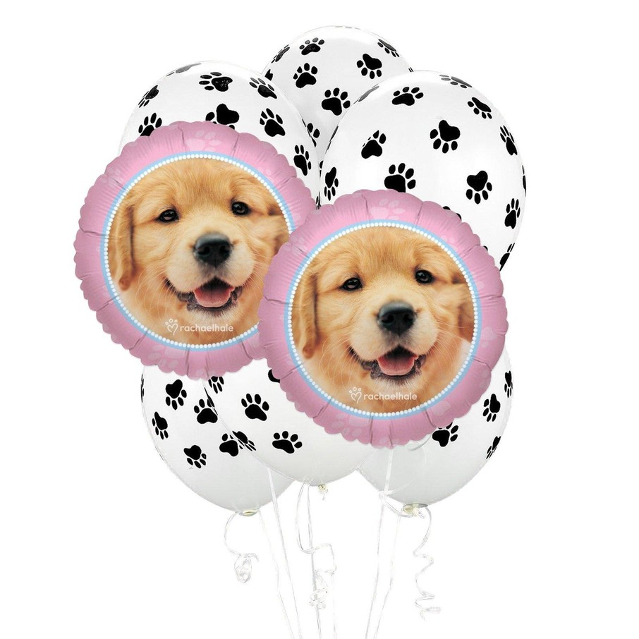 View larger image of Rachaelhale Dogs 8 pc Balloon Kit