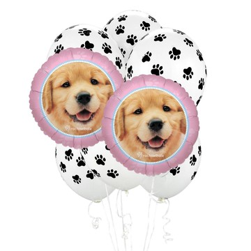 Rachaelhale Dogs 8 pc Balloon Kit