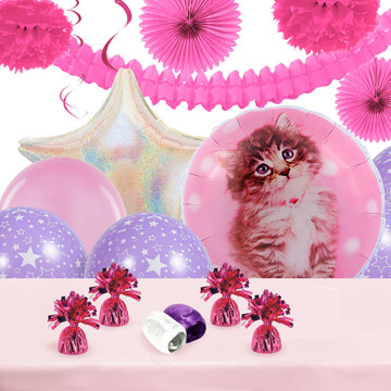 Glamour Cats Deco Kit by Rachael Hale