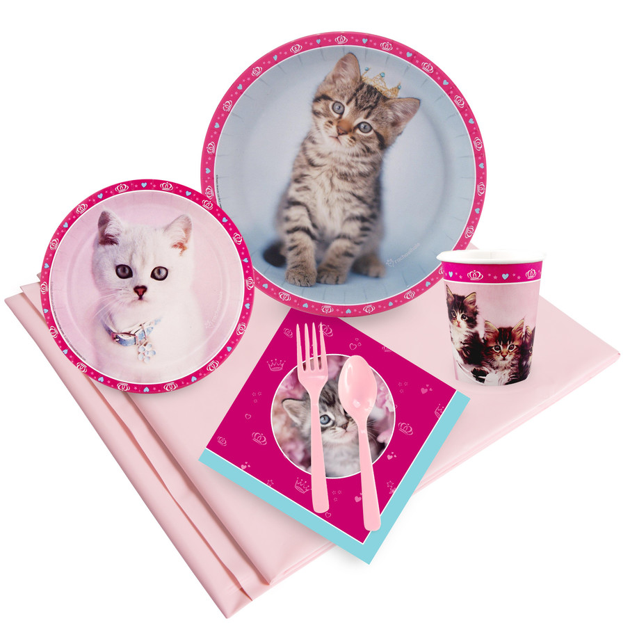 View larger image of Glamour Cats Party Pack by Rachael Hale