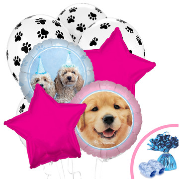 Glamour Dogs Balloon Bouquet by Rachael Hale
