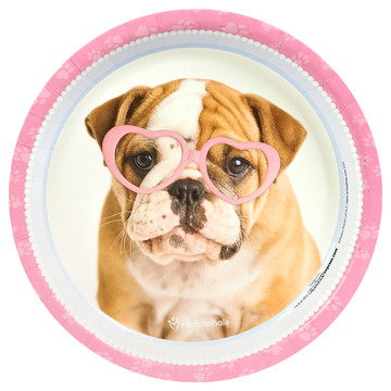 Glamour Dogs Dinner Plates by Rachael Hale (8)