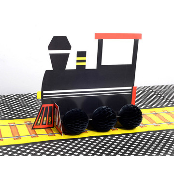 Railroad Locomotive Party Centerpiece (1)