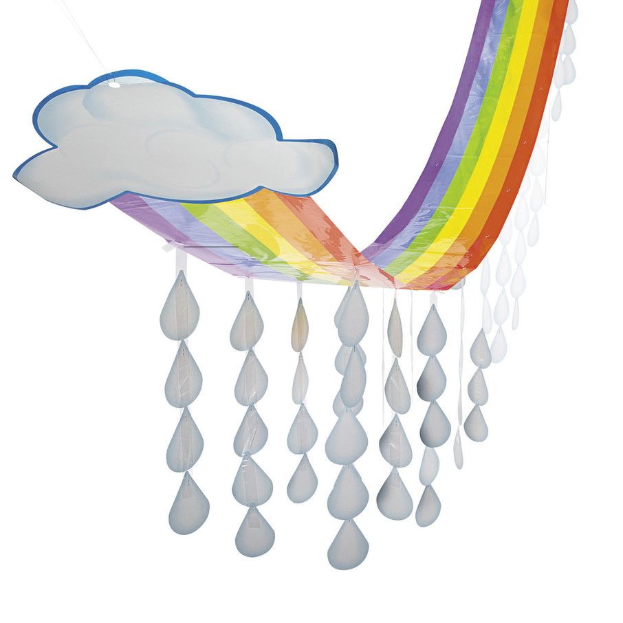 View larger image of Rainbow Cloud Ceiling Decoration (1)