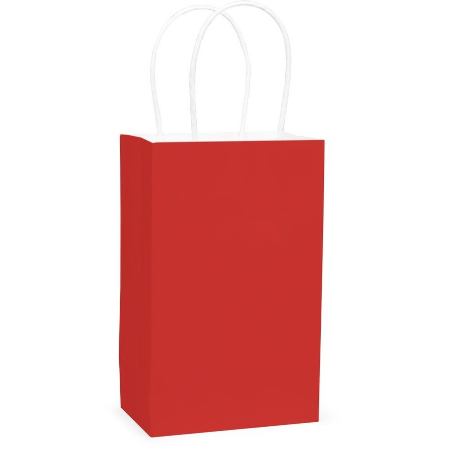 View larger image of Red Favor Bag
