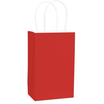 Red Favor Bag