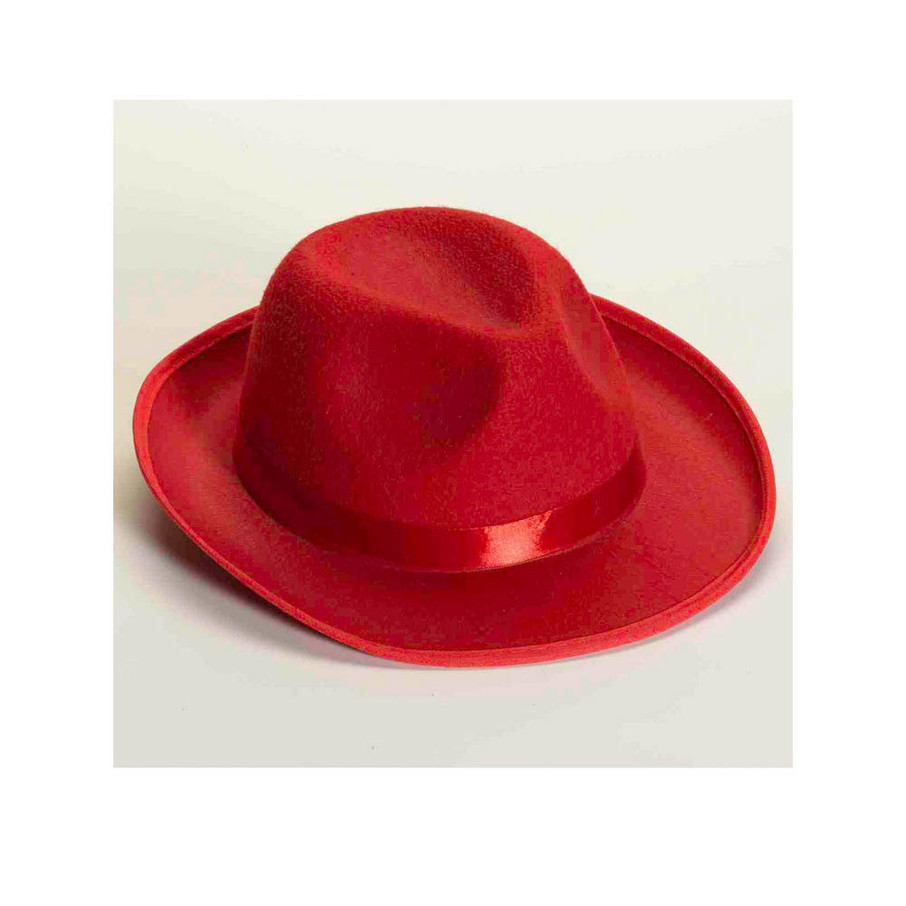 View larger image of Red Fedora