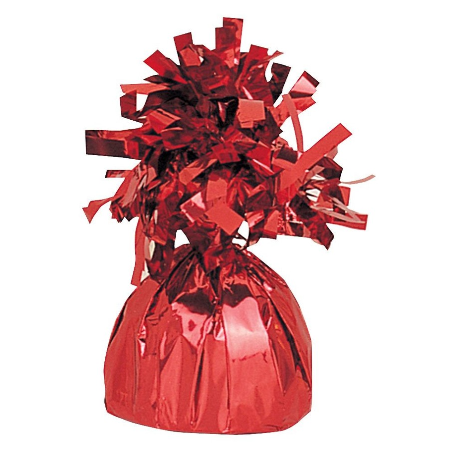 View larger image of Red Foil Balloon Weight