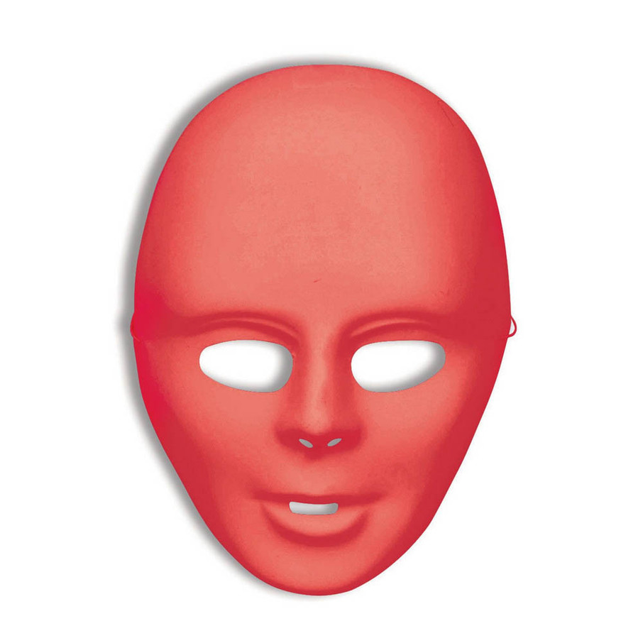 View larger image of Red Full Face Mask