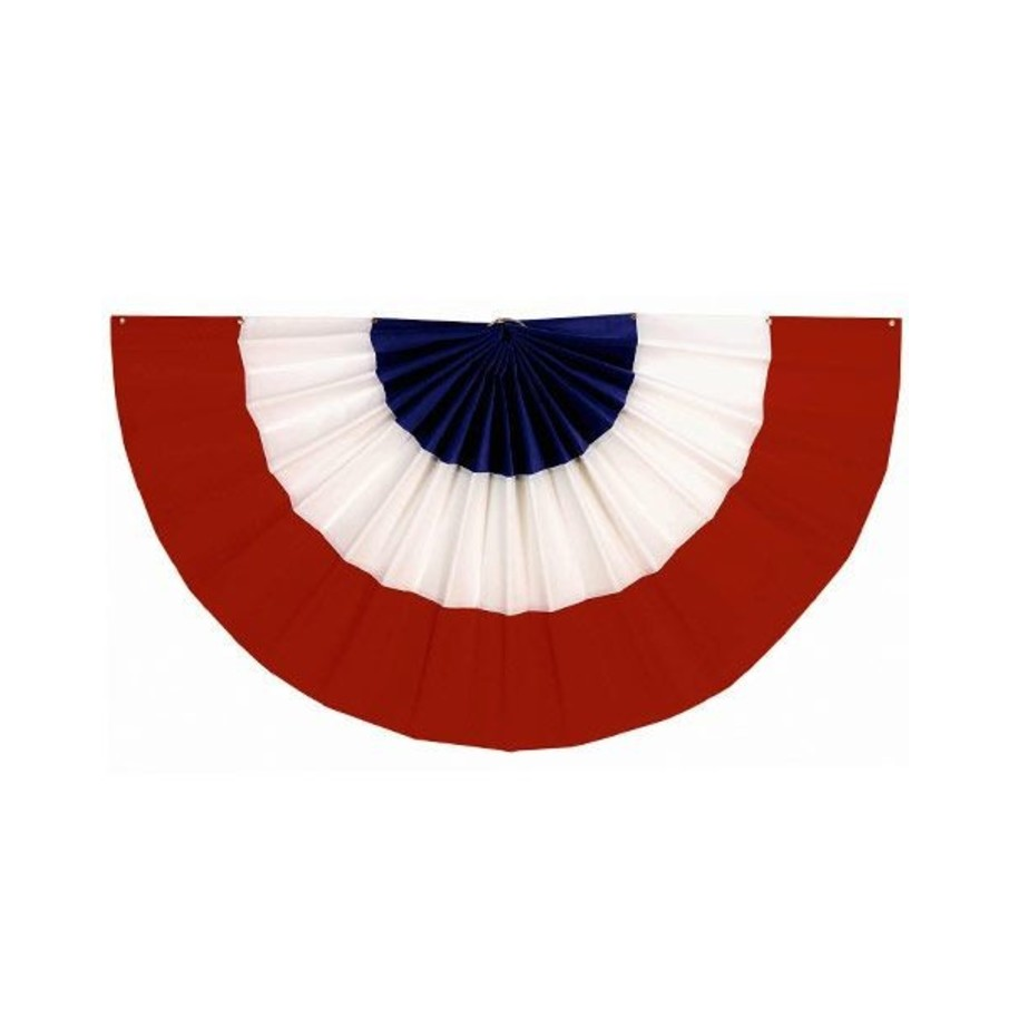 View larger image of Red, White and Blue Decorative Bunting