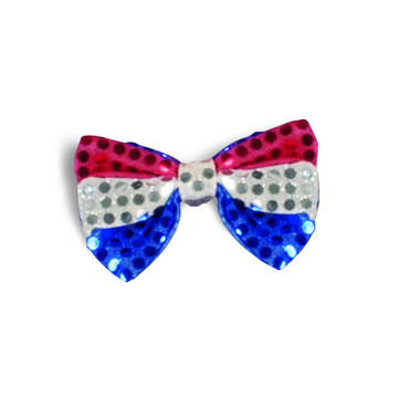 Red/White/Blue Bow Tie